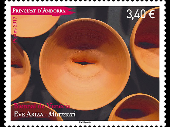 poste timbre murmuri eve ariza 2017